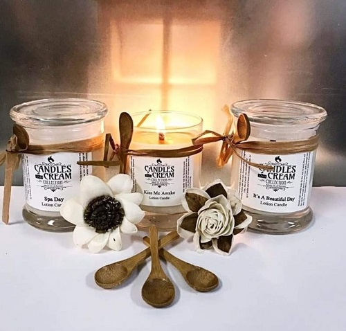 Candles and Cream