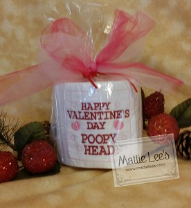 TP Valentine's - Poopy Head