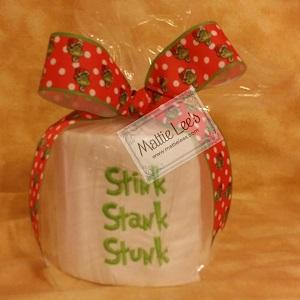 TP Stink Stank Stunk