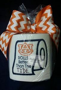 TP Football - Auburn Rolls