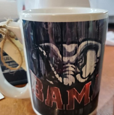 Bama Mug