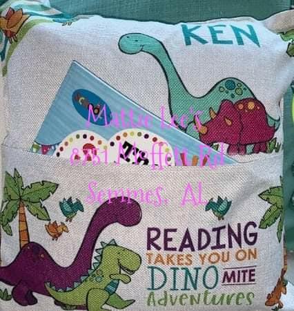 Reading Takes You On Dino