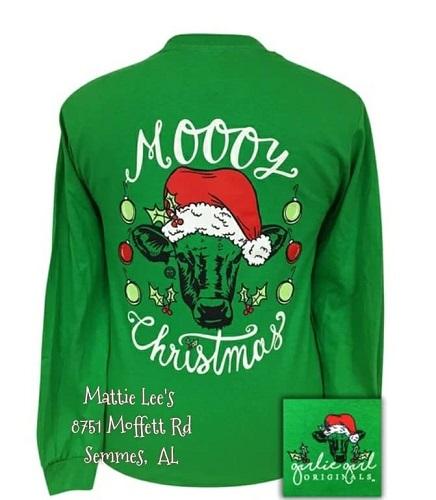 Christmas - Moooy Christmas