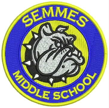 Semmes Middle School Logo