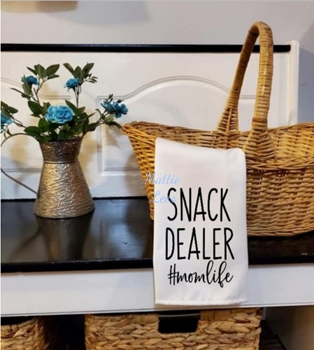 Sublimation. Snack Dealer, Mom Life