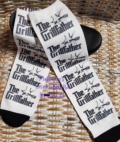 Ankle Sock - The Grill Master