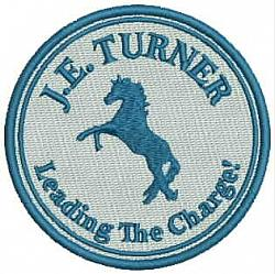 J E Turner School Logo
