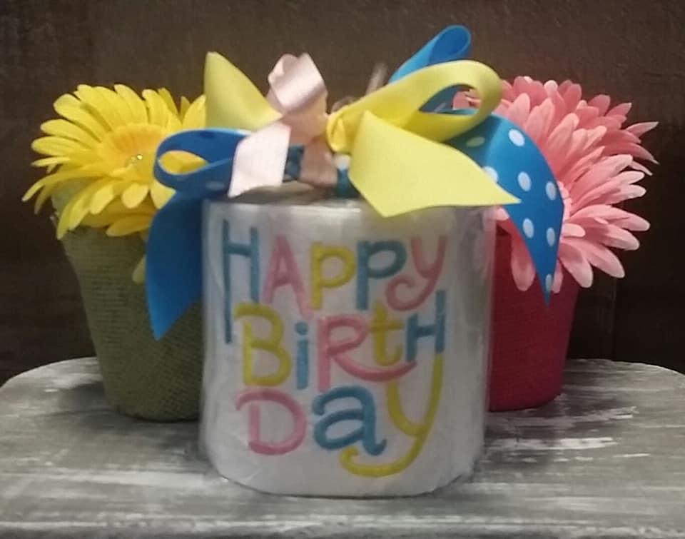 TP Birthday - Happy Birthday