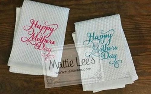 Happy Mother's Day Kitchen Towel