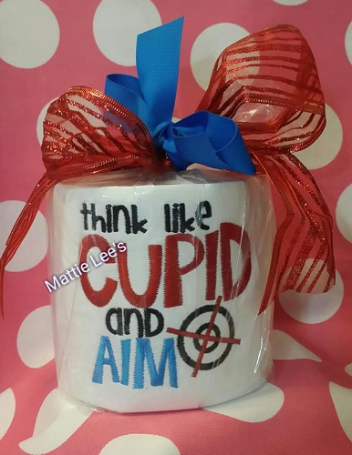 TP Valentine's - Think Like Cupid