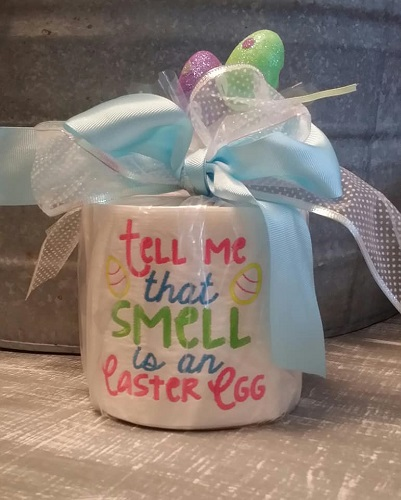TP Easter - Tell Me That Smell