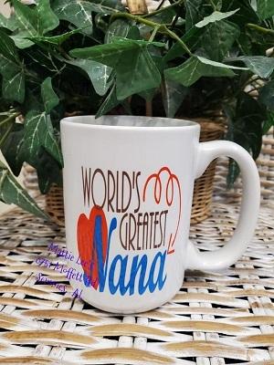 Nana - World's Greatest Nana