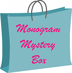 $24.99 Mystery Monogram and Gift Box