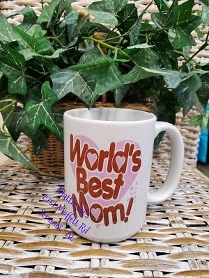 Mom - World's Best Mom