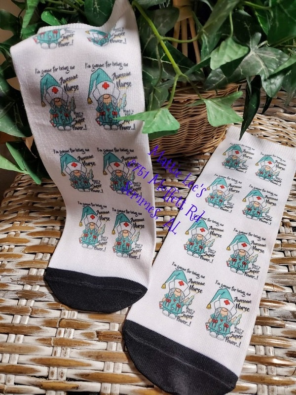 Ankle Sock - Awesome Nurse