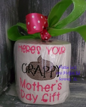 TP Mother's Day - Here's Your Crappy Mother's Day Gift