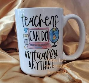 Teacher - Teacher's Can Do Anything