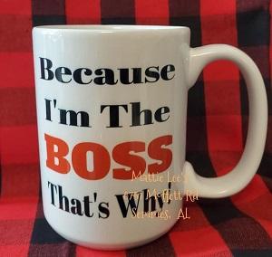 Boss - Because I'm The Boss